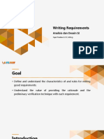 4 APS Writing Requirements