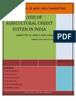 Agri-credit Group 7