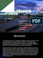 Dissertation:-Tensile Structures,P.M.AMAL
