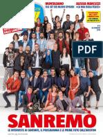 2019-01-29 TV Sorrisi e Canzoni