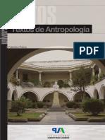 Lectura 1 Antropología Como Ciencia