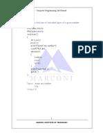 C&DS LabManual