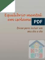 Equilíbrio mental em isolamento social dicas-1