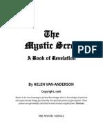Helen Van Anderson_The Mystic Scroll