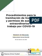 6. PROCEDIMIENTOS PERMISOS COVID19 - 2021