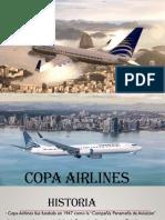 DIAPOSITIVAS COPA airlines