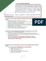 FA-3 CASE STUDY SOLUTION