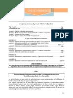 note de cours cas de synthese en controle de gestion