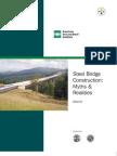 Steel Bridge Construction, Myths & Realities - A. B. Johnson (AISC)