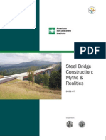 Steel Bridge Construction, Myths & Realities - A. B. Johnson (AISC)