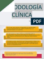 METODOLOGÍA CLÍNICA DIAGNOSTICO CLINICO 1