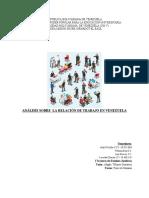 Analisis de la Relacion de Trabajo luceida