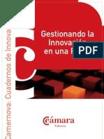 Camernova - Cuadernos de Innovación (II)