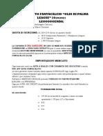 REGOLAMENTO OLIO DI PALMA LEAGUE STAGIONE 2020-2021