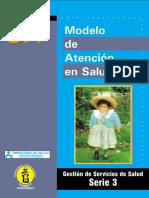 Modelo de Atención en Salud - Cajamarca - Peru
