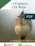 Aves Comunes de La Rioja
