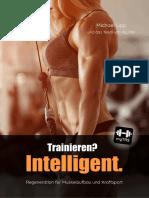 Trainieren? Intelligent. Regeneration für Muskelaufbau und Kraftsport