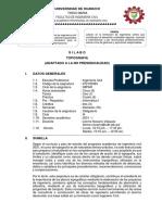 Silabo Topografia (a)- Udh - Virtual 2021-i