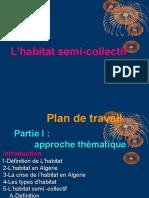 analyse d habitats semi collectif
