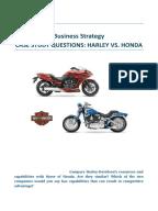Harley davidson inc 2008 case study pdf