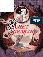 The Secret Starling by Judith Eagle and Jo Rioux Chapter Sampler