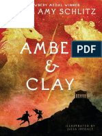 Amber and Clay by Laura Amy Schlitz Chapter Sampler