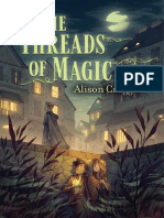 The Threads of Magic by Alison Croggon Chapter Sampler