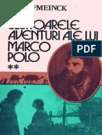 Willi Meinck - Uluitoarele Aventuri Ale Lui Marco Polo Vol. 2