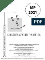 CCS-2021-MP