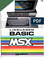Linguagem Basic Msx Gradiente