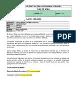 M3-PL01 Plan de area  Filosofia