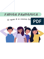 Ebook Fadiga pandêmica