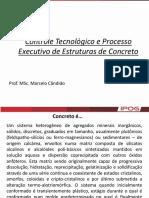 Controle Tecnológico e Processo Executivo de Estruturas de Concreto (1)
