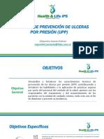 Protocolo de Prevención de UPP