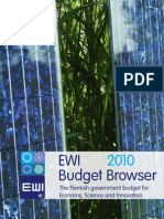 Ewi Budget Browser 2010