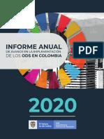 Informe ODS 2020