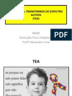 EFA - Autismo