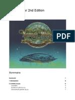 Nemo's War RuleBook FR