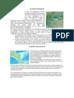 Geografía Guatemalteca