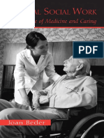 Hospital Social Work - The Interface of Medicine and Caring