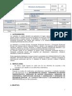 INFORME DE GRUPO DE LOS ESTANDATRES Lic.Lourdes Moya
