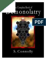 livro completo demonolatria conolly