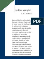 E._T._A._Hoffmann__-_A_MULHER_VAMPIRO
