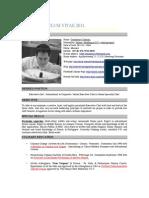 C.Executive Chef. Chiarini 2011-12