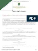 RESOLUÇÃO N. 60_2010 — Tribunal Regional Eleitoral de Rondônia