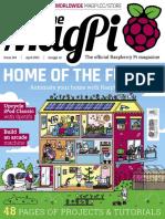 MagPi104 Raspberry Pi Magazine