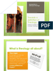 2. What is Theology All About