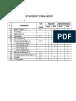 15.Susunan Assessment Tools untuk Assessor Kompetensi