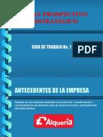 Presentación PPE Alquería