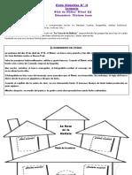 Ficha Didáctica Lenguaje N°11